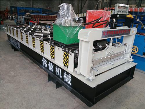 压瓦机的湿法的自动化生产